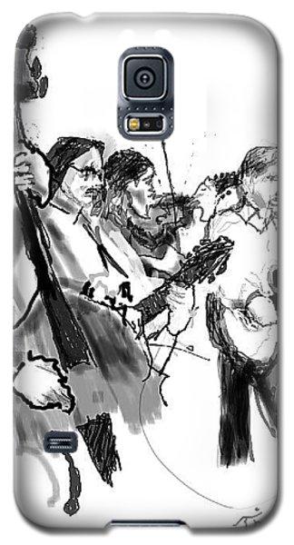 Blacksmith II Galaxy S5 Case