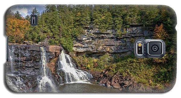 Blackwater Falls  In Autumn 3879c Galaxy S5 Case