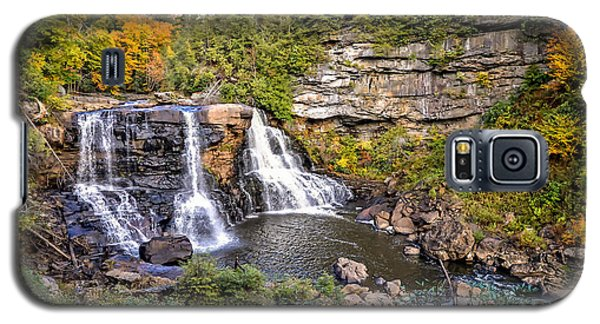 Blackwater Falls In Autumn3836c Galaxy S5 Case