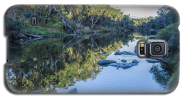 Blackwood River Rocks, Bridgetown, Western Australia Galaxy S5 Case