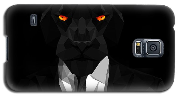 Blacl Panther Galaxy S5 Case