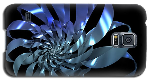 Galaxy S5 Case featuring the digital art Blades by Manny Lorenzo