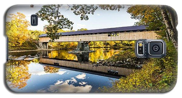 Galaxy S5 Case featuring the photograph Blair Bridge by Anthony Baatz