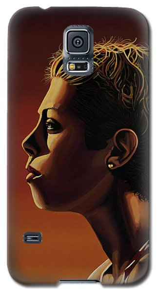 Blanka Vlasic Painting Galaxy S5 Case