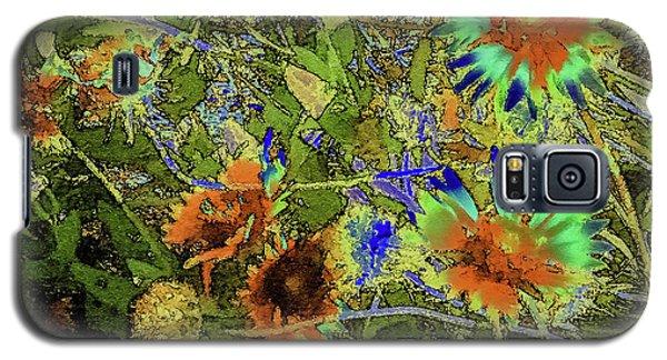 Blanket Flower II Galaxy S5 Case