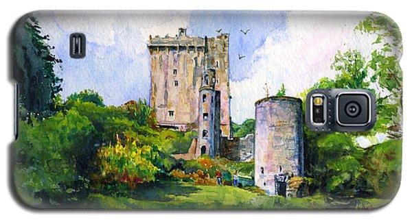 Blarney Castle Landscape Galaxy S5 Case
