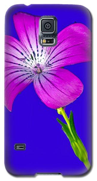 Blasting Flower Galaxy S5 Case