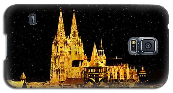 Blaze Of Glory Galaxy S5 Case