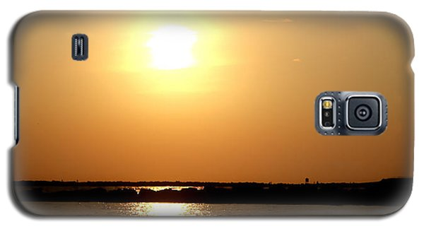 Galaxy S5 Case featuring the photograph Blaze Of Glory by Debra Forand