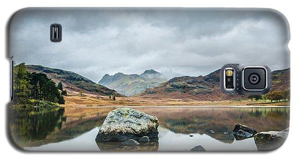 Blea Tarn In Cumbria Galaxy S5 Case