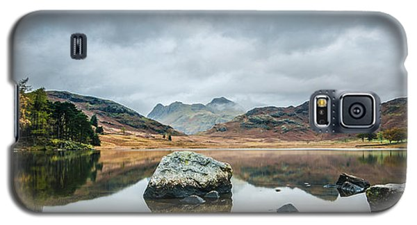 Blea Tarn In Cumbria Galaxy S5 Case