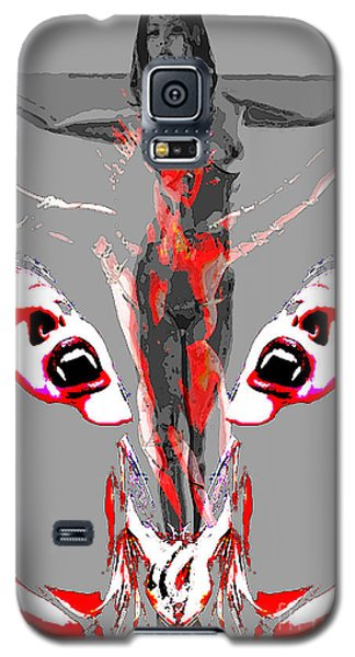 Bled For Life Galaxy S5 Case