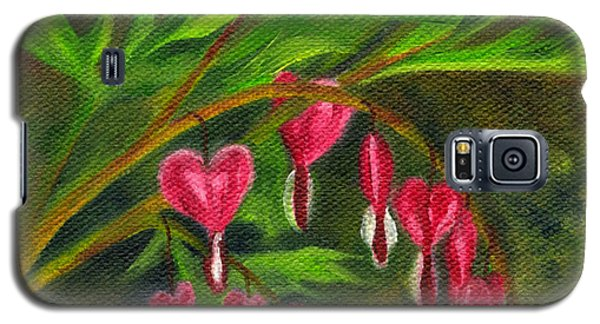 Bleeding Hearts Galaxy S5 Case