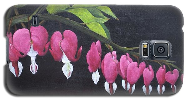Bleeding Hearts Galaxy S5 Case