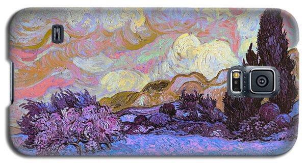 Blend 20 Van Gogh Galaxy S5 Case by David Bridburg