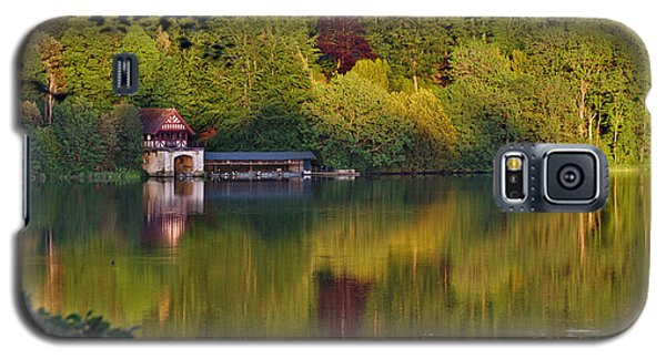 Blenheim Palace Boathouse 2 Galaxy S5 Case