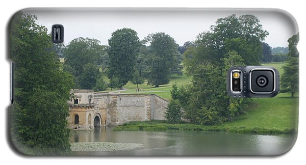 Blenheim Palace Lake Galaxy S5 Case