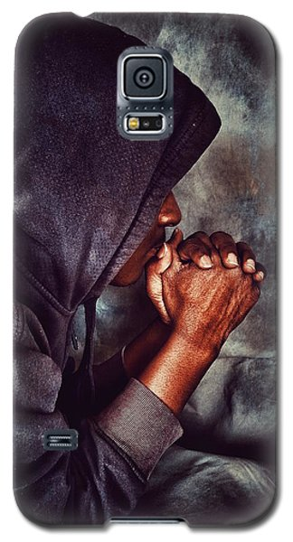 Blessed Are Higher Thoughts Galaxy S5 Case