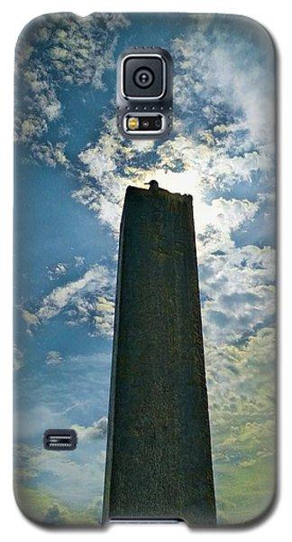 Blessed Bird Galaxy S5 Case