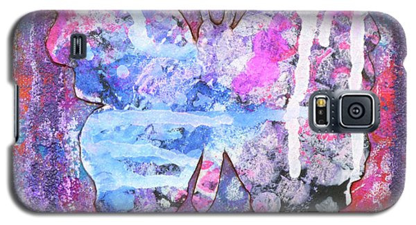 Blessed Butterfly Galaxy S5 Case
