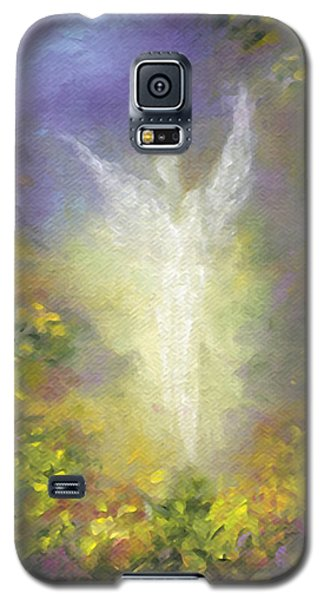 Blessing Angel Galaxy S5 Case by Marina Petro