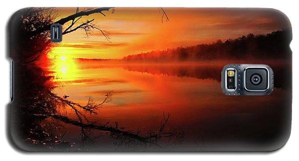 Blind River Sunrise Galaxy S5 Case