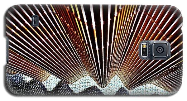 Blind Shadows Abstract I I I Galaxy S5 Case