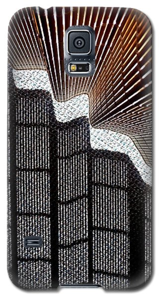Blind Shadows Abstract I Galaxy S5 Case