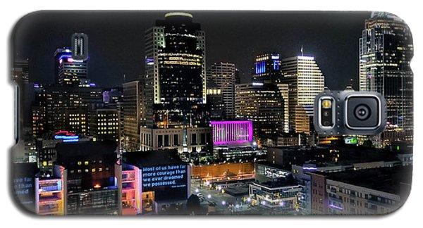 Blink Cincinnati - Skyline  Galaxy S5 Case