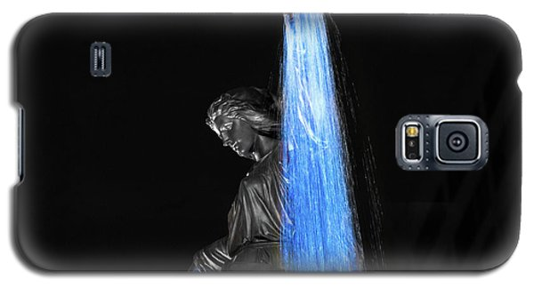 Blink Cincinnati - Tyler Davidson Fountain On Fountain Square Galaxy S5 Case