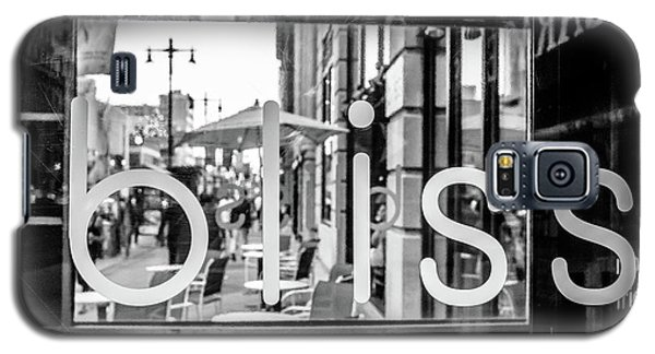 Galaxy S5 Case featuring the photograph Bliss by David Sutton