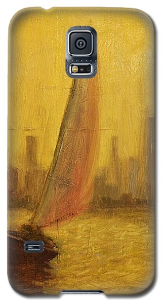 Blissful Sail Galaxy S5 Case