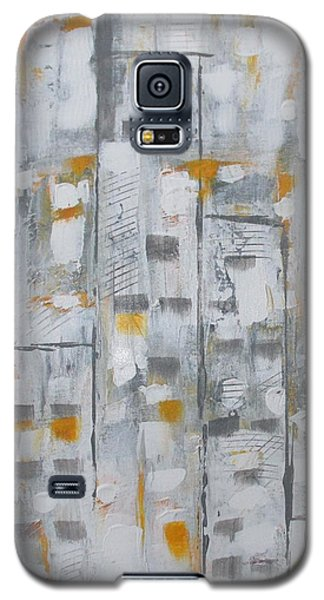Blizzard In The Big Apple Galaxy S5 Case