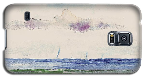 Block Island Sound Galaxy S5 Case