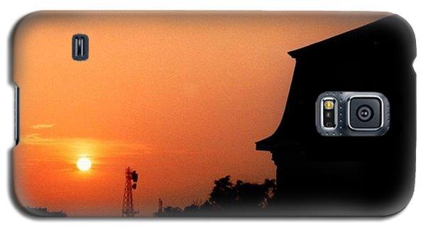 Block Island Sunset Galaxy S5 Case