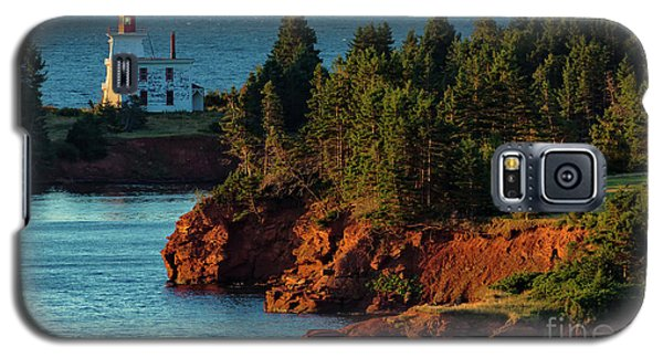 Blockhouse Point Lighthouse Galaxy S5 Case