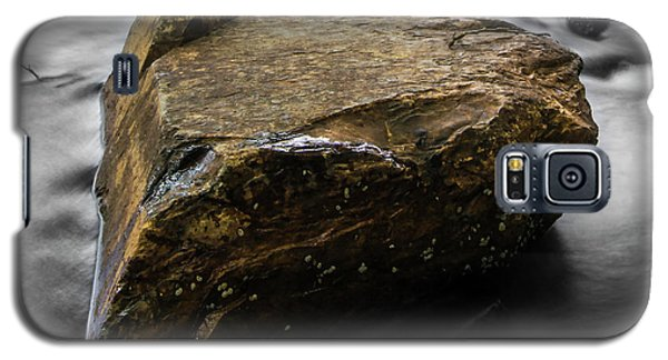 Blonde Rock Galaxy S5 Case