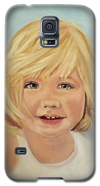 Blondie Galaxy S5 Case by Sharon Schultz