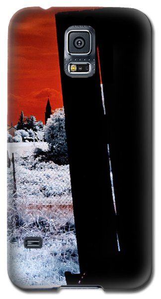 Blood And Moon Galaxy S5 Case