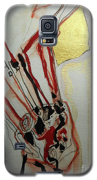Blood Flowers Galaxy S5 Case