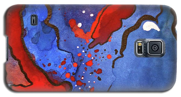 Blood In The Water 4 Of 4 Galaxy S5 Case
