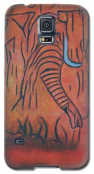Blood Ivory Galaxy S5 Case