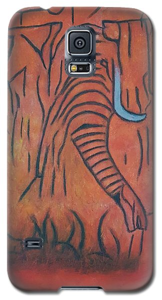 Blood Ivory Galaxy S5 Case