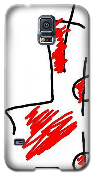 Blood Money Galaxy S5 Case