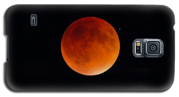 Blood Moon 2 Galaxy S5 Case by Cathie Douglas