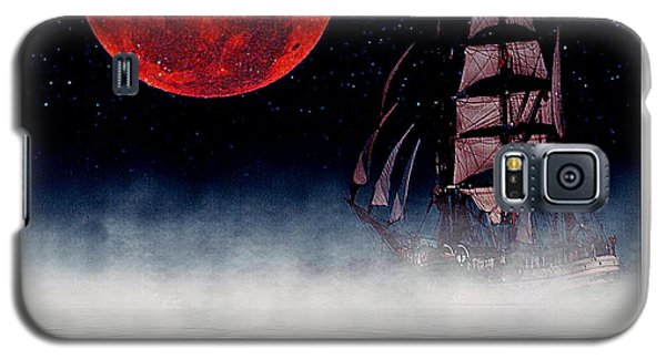 Blood Moon Galaxy S5 Case by Blair Stuart