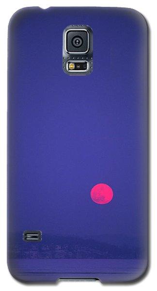 Blood Moon - Cedar Point - Lake Geneva Wisconsin Galaxy S5 Case
