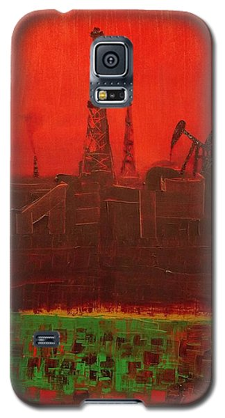 Blood Of Mother Earth Galaxy S5 Case