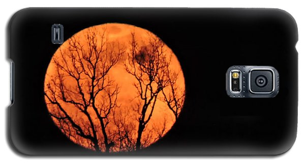 Blood Red Moon Galaxy S5 Case