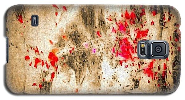 Blood Sport Galaxy S5 Case by William Wyckoff